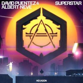 DAVID PUENTEZ & ALBERT NEVE - SUPERSTAR